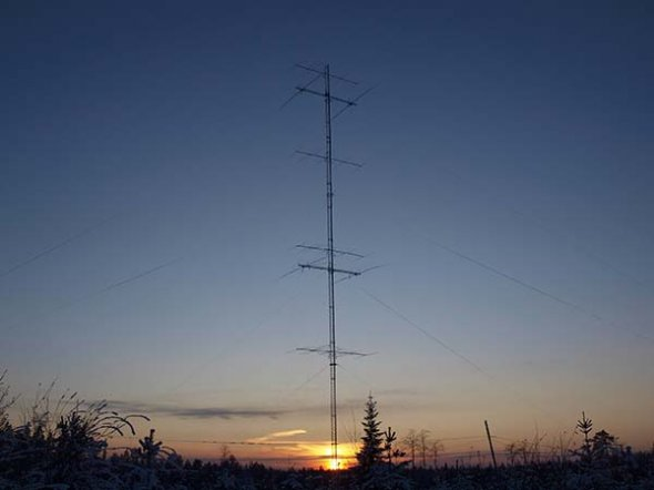 OH8X - M1 Tower - 4 x 6 el 20m, 2 x 2 el 80m