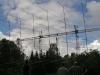 LA8YB's giant 2M eme antenna